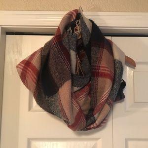 H&M // scarf